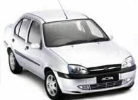 FORD IKON Car Hire Delhi