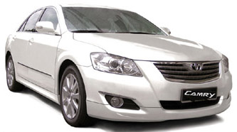 Toyota Camry Cabs Booking